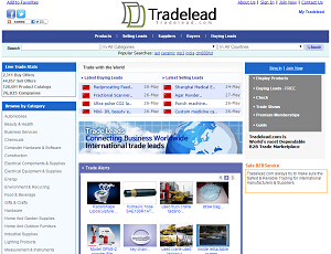 Tradelead.com - International Trade Leads