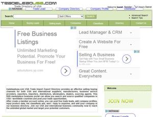 Tradeleadusa.com - Usa trade lead directory