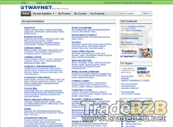Twaynet.com - Global B2B Marketplace
