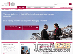 Ukti.gov.uk - Global International Business,UK Exporting