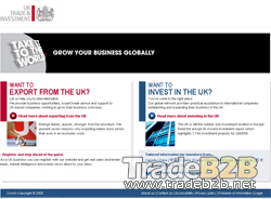 Gov.uk - International Business, Exporting from the UK