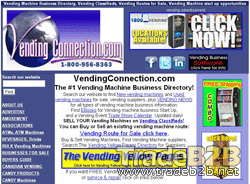 Vendingconnection.com - Vending Machines Business Directory