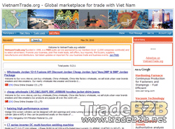VietnamTrade.org - Global marketplace for trade with Vietnam