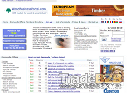 WoodBusinessPortal.com - Wood Business Portal and Wood Products Directory