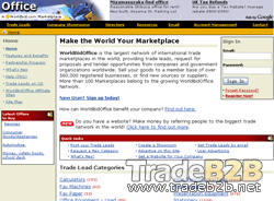 Worldbidoffice.com - Office International Trade b2b Marketplace