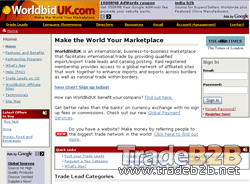 Worldbiduk.com - United Kingdom International Trade Marketplace