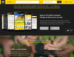 Yellowpages.com - the new yellow pages