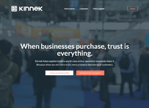 Kinnek.com - Helping businesses share reputation information