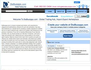 Dodbusopps.com - Global B2B trade marketplace directory