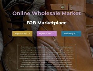 Merchantshowroom.com - Global B2B wholesale marketplace