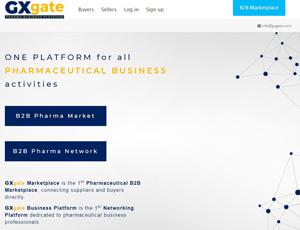 Gxgate.com - Pharmaceutical B2B Marketplace