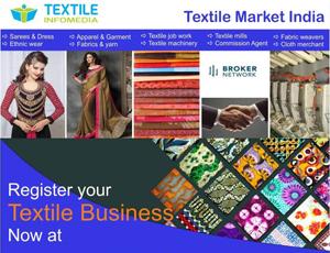 Textileinfomedia.com - Textile Directory B2B trade portal of India