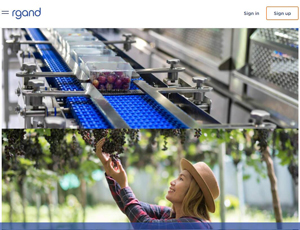 Rgand.com - Online B2B Marketplace in Food Industry