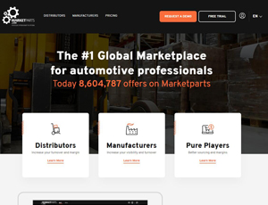 Marketparts.com - B2B automotive platform