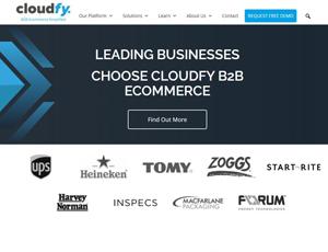 Cloudfy.com - Cloud B2B Ecommerce Platform
