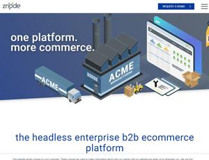 znode.com - Headless Enterprise B2B Ecommerce Platform