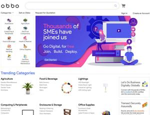Obbo.sg - Singapore's largest online B2B marketplace