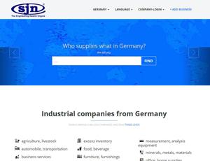 SJN.de - Germany B2B Marketplace