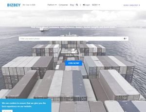 Bizbey.com - Global B2B Platform