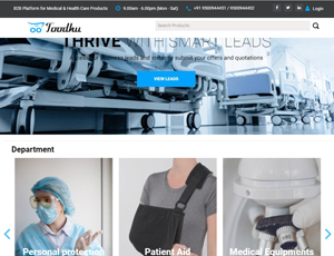 Toodhu.com - B2B Platform for Medical & Health Care Products