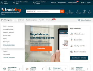 Tradeling.com - UAE B2B marketplace
